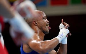 Иглесиас — олимпийский чемпион в боксе до 69 кг