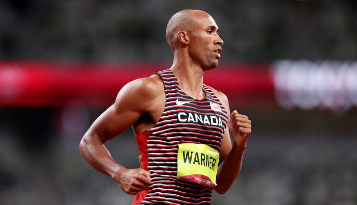 Канадец Уорнер — олимпийский чемпион в десятиборье
