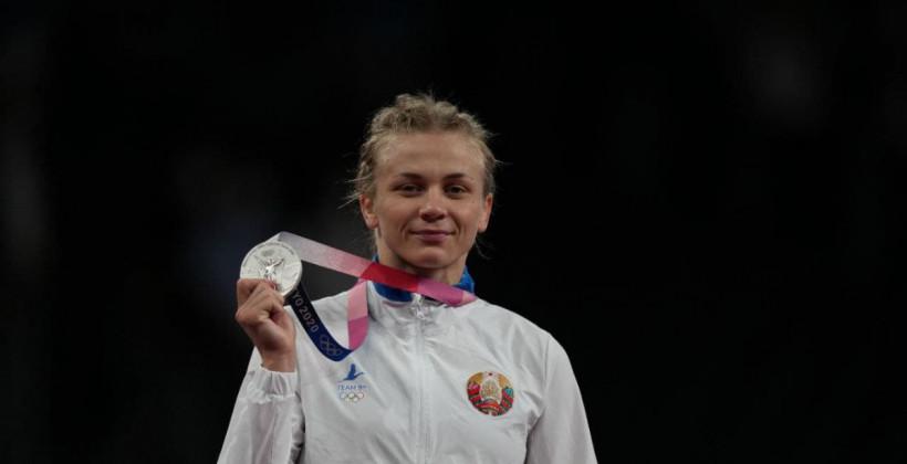 Ирина Курочкина: «Может, осадочек остался, что не золото. Плачу, но… Это успех!»