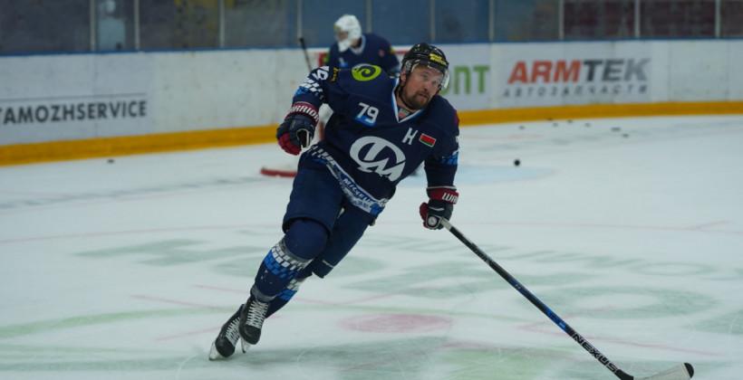 Динамо Молодечно на своём льду переиграло Могилёв