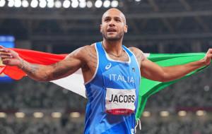Марсель Джейкобс стал олимпийским чемпионом в забеге на 100 метров