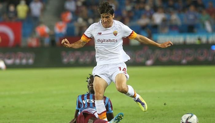 Рома одержала победу над Трабзонспором в первом официальном матче под руководством Моуриньо