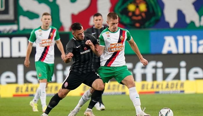 Заря уступила Рапиду, Легия сыграла вничью со Славией и другие результаты Лиги Европы
