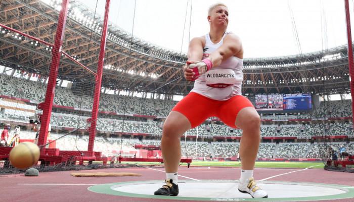Анита Влодарчик стала трёхкратной олимпийской чемпионкой в метании молота
