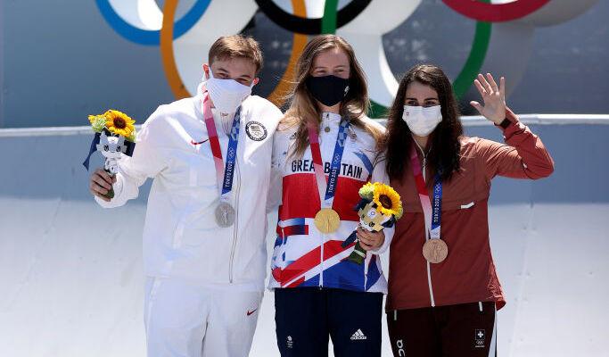Шарлотт Уортингтон стала олимпийской чемпионкой в BMX-фристайле