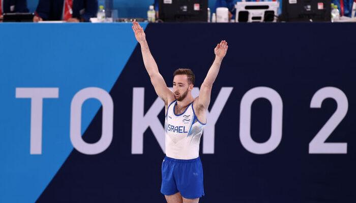 Израильтянин Долгопят выиграл золото Игр в вольных упражнениях