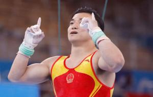 Лю Ян стал олимпийским чемпионом в упражнениях на кольцах