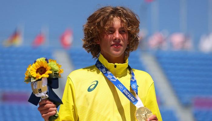 Киган Палмер стал олимпийским чемпионом по скейтбординку
