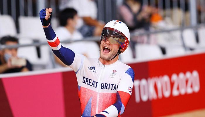 Мэттью Уоллс выиграл золото Олимпиады в омниуме