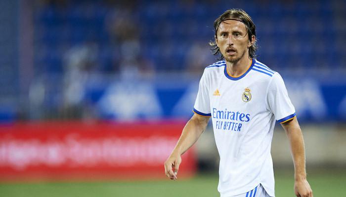 Лука Модрич не поможет Реалу в матче против Леванте