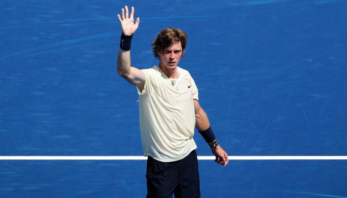 Рублев оказался сильнее Медведева в полуфинале турнира в Цинциннати