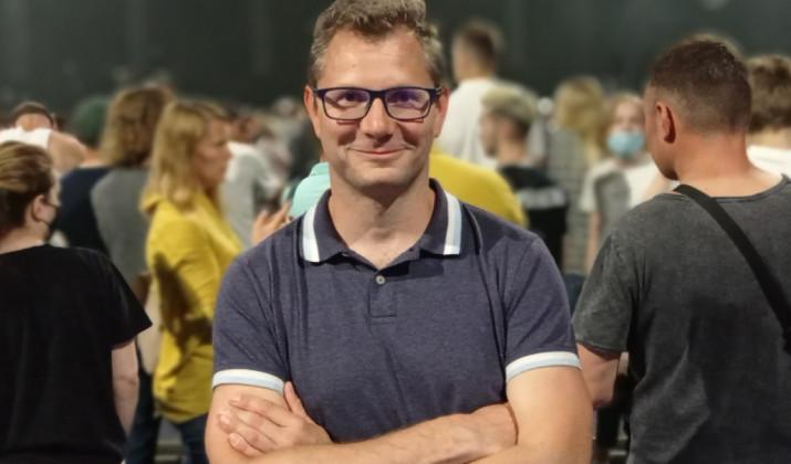 Известный спортивный журналист Андрей Масловский присоединился к команде Sportarena.by