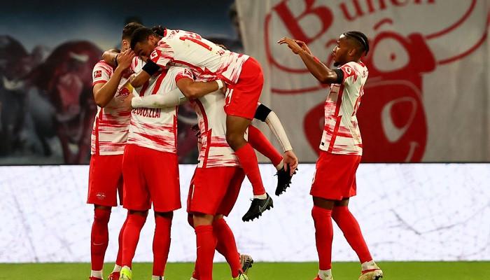 Лейпциг не оставил шансов Штутгарту во втором туре Бундеслиги