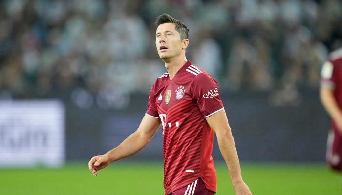 Роберт Левандовски оформил 300-й гол в футболке Баварии