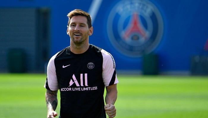 Лионель Месси примет участие в матче с Манчестер Сити
