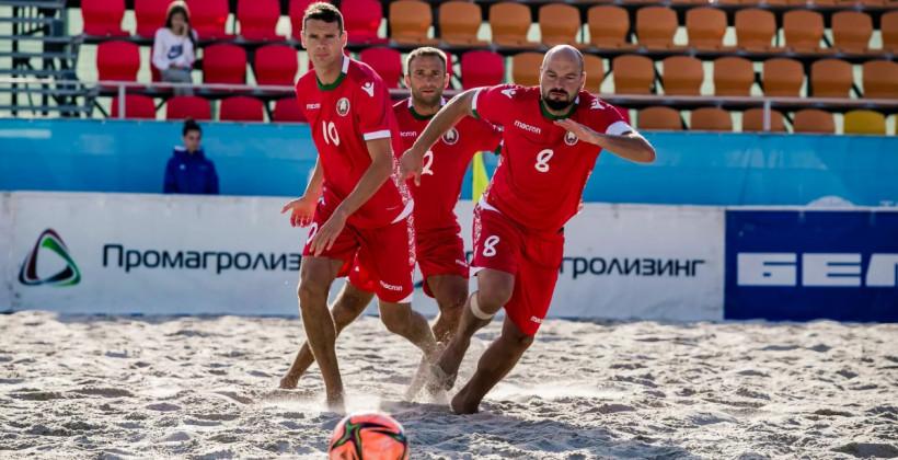 Сегодня сборная Беларуси по пляжному футболу проведет ключевой матч группового этапа ЧМ-2021