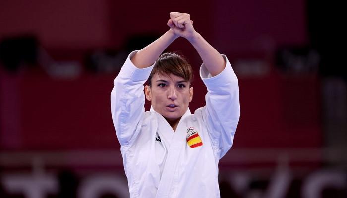 Сандра Санчес завоевала золото в олимпийских соревнованиях по карате