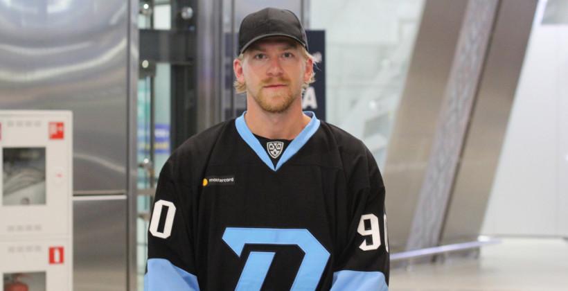Линдхольм признан лучшим защитником недели в КХЛ