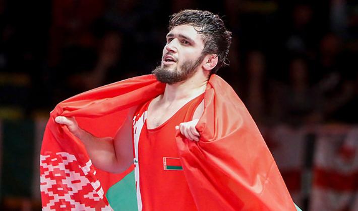 Магомедхабиб Кадимагомедов вышел в финал олимпийских соревнований по вольной борьбе
