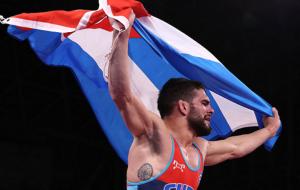 Луис Альберто Орта Санчес — олимпийский чемпион по греко-римской борьбе