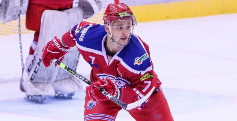 Егор Иванов о матче с Гомелем: «Мы с первой смены планируем навязать свою игру»