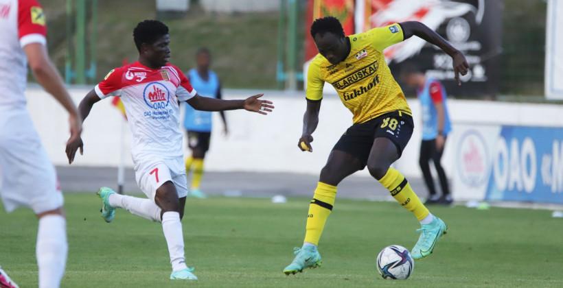 Дембо Дарбо вызван в сборную Гамбии