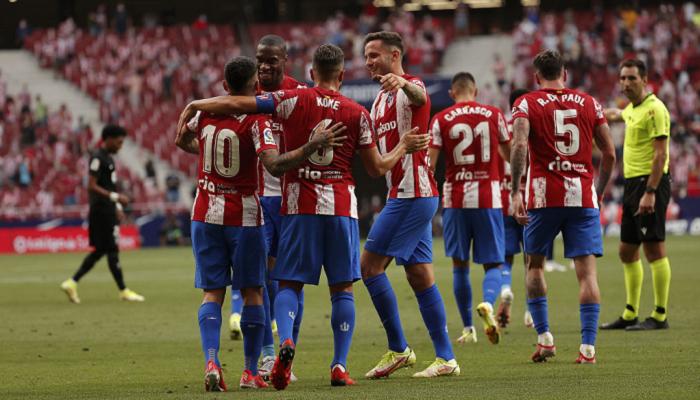 Атлетико и Порту разошлись миром в первом туре Лиги чемпионов