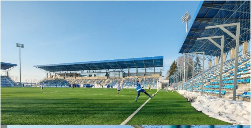 Стала известна дата открытия минского стадиона Динамо-Юни