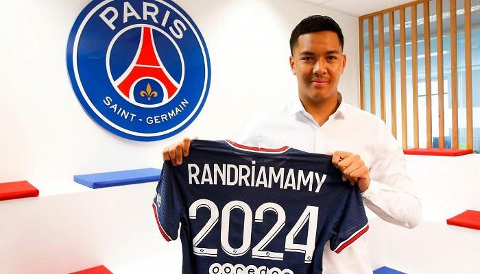 18-летний голкипер из Мадагаскара заключил контракт с ПСЖ