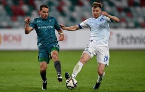 Савицкий не может забить в высшей лиге на протяжении 14 матчей