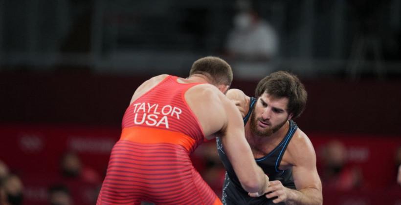 Али Шабанов поборется за бронзовую медаль Олимпиады в Токио