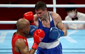 Замковой и Домингес стали обладателями бронзовых медалей по боксу