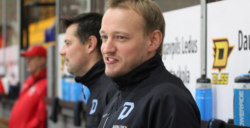 Астапенко: «Мы продолжаем готовиться к сезону, оттачиваем игру команды исходя из стратегии и философии Динамо»