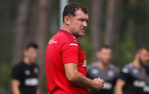 Сергей Гуренко покинул пост главного тренера Шахтера