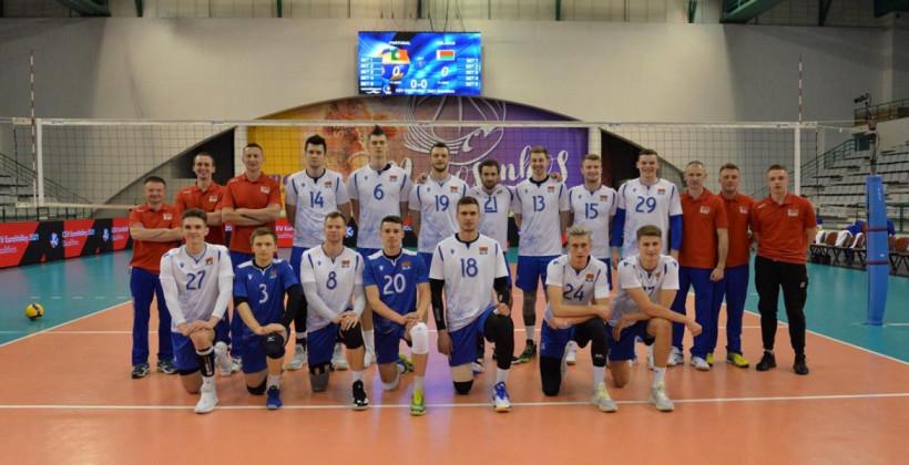 Сборная Беларуси обыграла Чехию на чемпионате Европы-2021