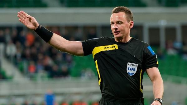 Польская бригада судей обслужит матч Беларусь — Бельгия в отборе на ЧМ-2022