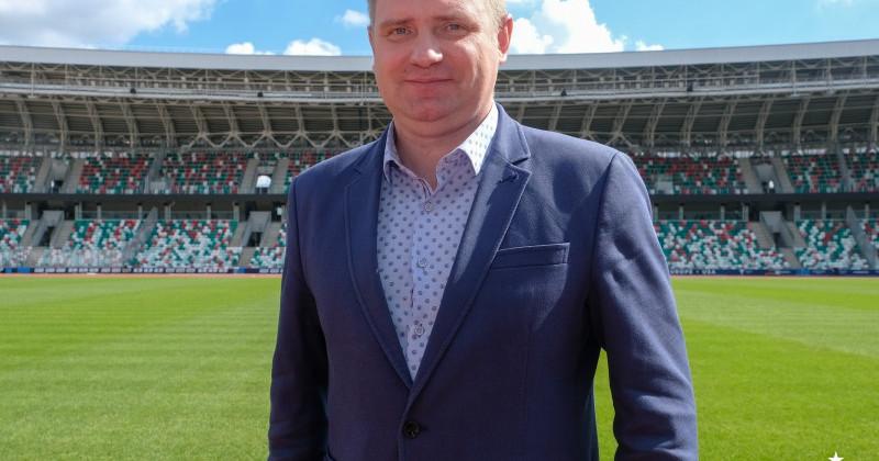 Андрей Толмач: «На данный момент средняя зарплата футболиста Динамо от четырех до пяти тысяч долларов»