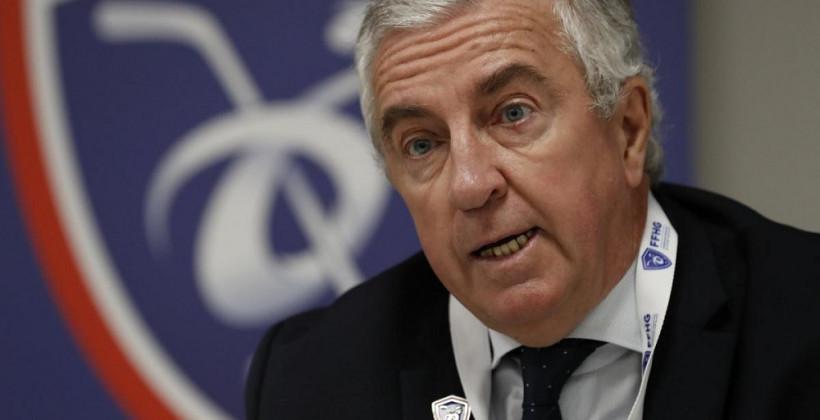 Люк Тардиф стал новым президентом IIHF