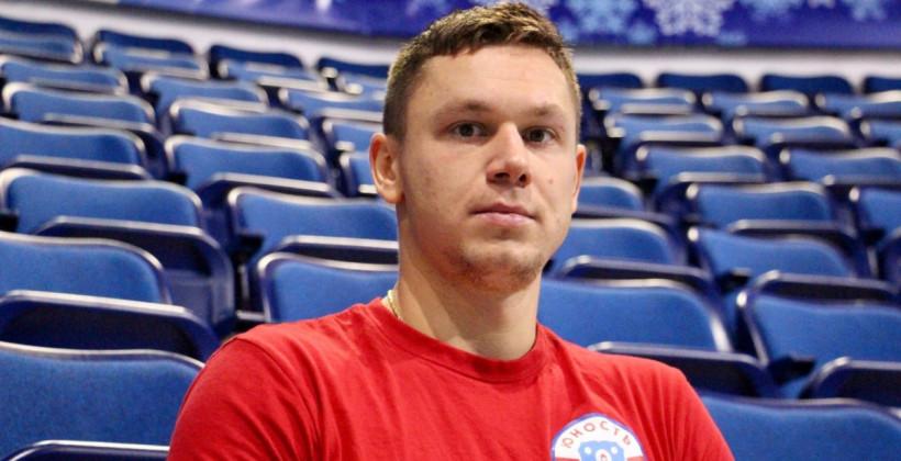 Дмитрий Арсенюк: «С первых тренировок почувствовал, что Юность – чемпионская команда»