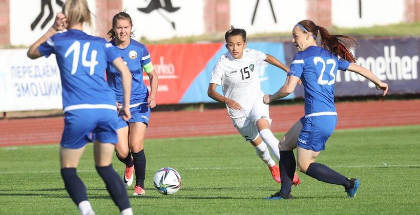 17 сентября женская сборная Беларуси сыграет с Кипром