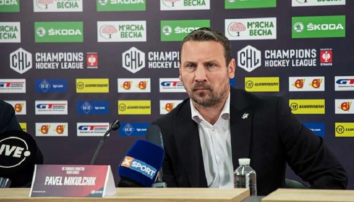 Павел Микульчик: «Моменты есть, надеюсь, что в следующих играх будет больше заброшенных шайб»