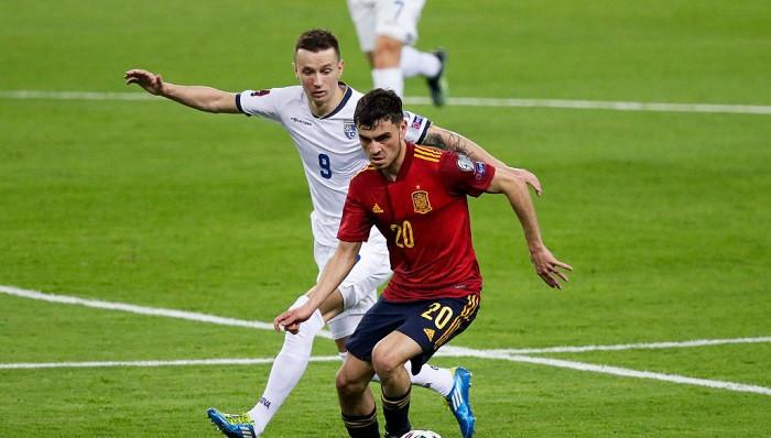Испания добыла комфортную победу над Косово