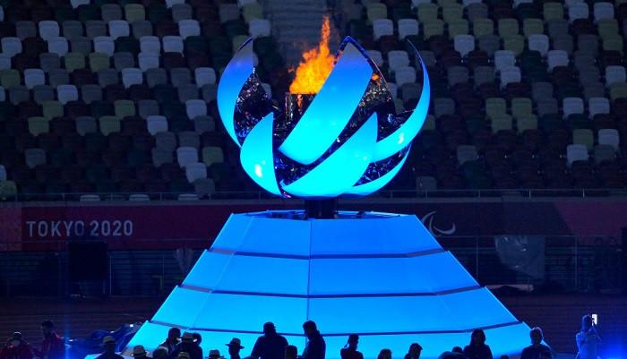 В Токио прошла церемония закрытия 16-х летних Паралимпийских игр