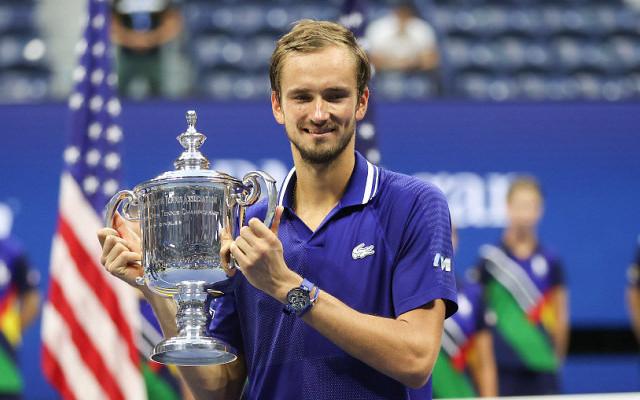 Даниил Медведев стал победителем Открытого чемпионата США по теннису