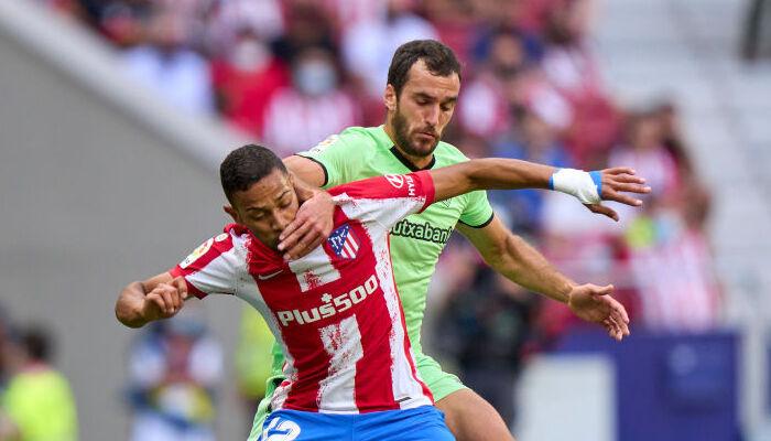 Атлетик из Бильбао и мадридский Атлетико не смогли забить друг другу голов