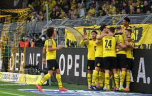 Боруссия Дортмунд на своём поле уверенно обыграла Унион Берлин