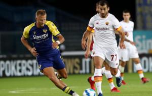Рома неожиданно уступила в гостевом матче Вероне