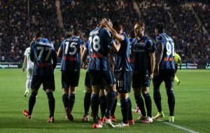 Аталанта смогла удержать победный счёт в матче против Сассуоло