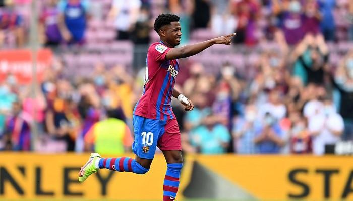 Барселона продолжает переговоры о новом контракте Фати