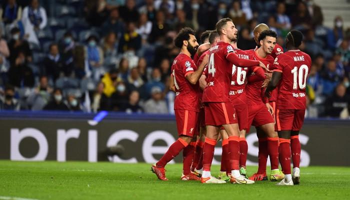 Ливерпуль не оставил шансов Порту в Лиге чемпионов